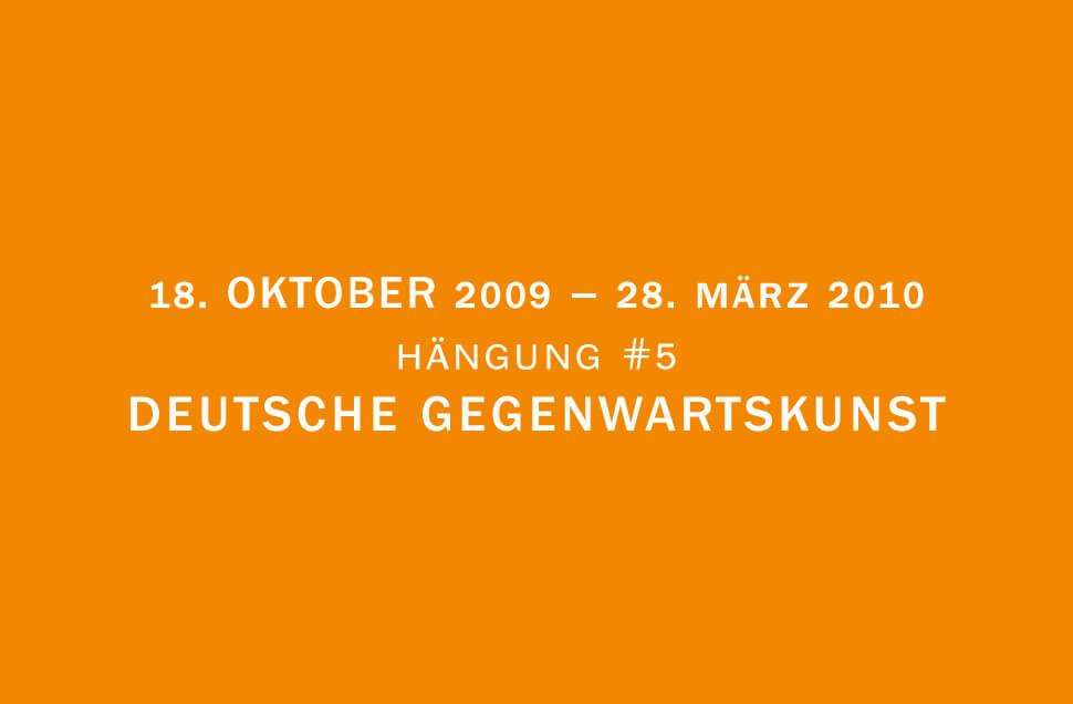 Kunstwerk - Sammlung Klein - Nussdorf - Museum - Kunst - Art - Baden-Württemberg - Hängung #5 - Deutsche Gegenwartskunst