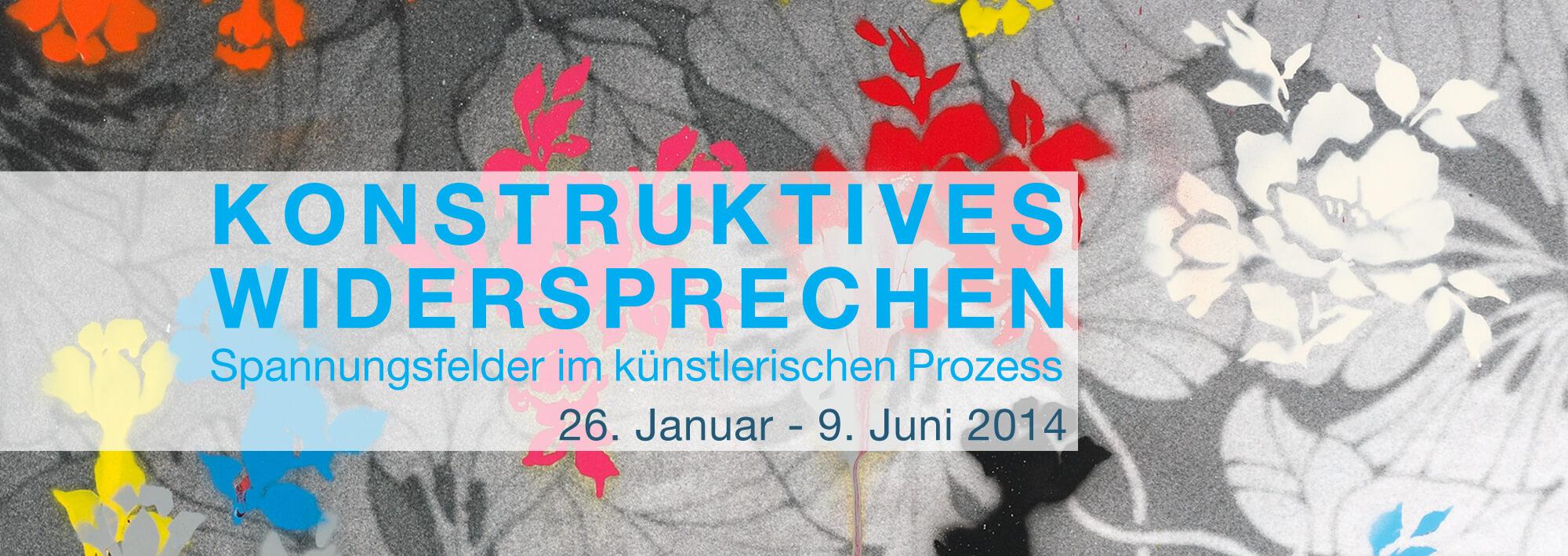 Sammlung Klein - Kunstwerk - Haengung 11 - Konstruktives Widersprechen