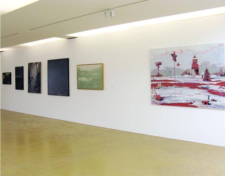 Kunstwerk - Sammlung Klein - Nussdorf - Museum - Kunst - Art - Baden-Württemberg - Haengung #12 - Installationsansicht