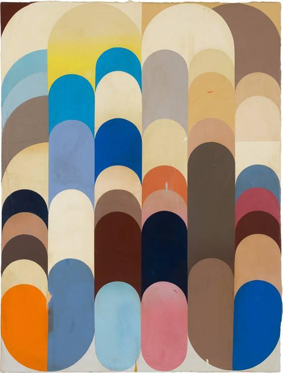 Kunstwerk - Sammlung Klein - Nussdorf - Museum - Kunst - Art - Baden-Württemberg - Franziska Holstein - ohne Titel - (M4 - 12) - 2012 - Acryl und Öl auf Leinwand