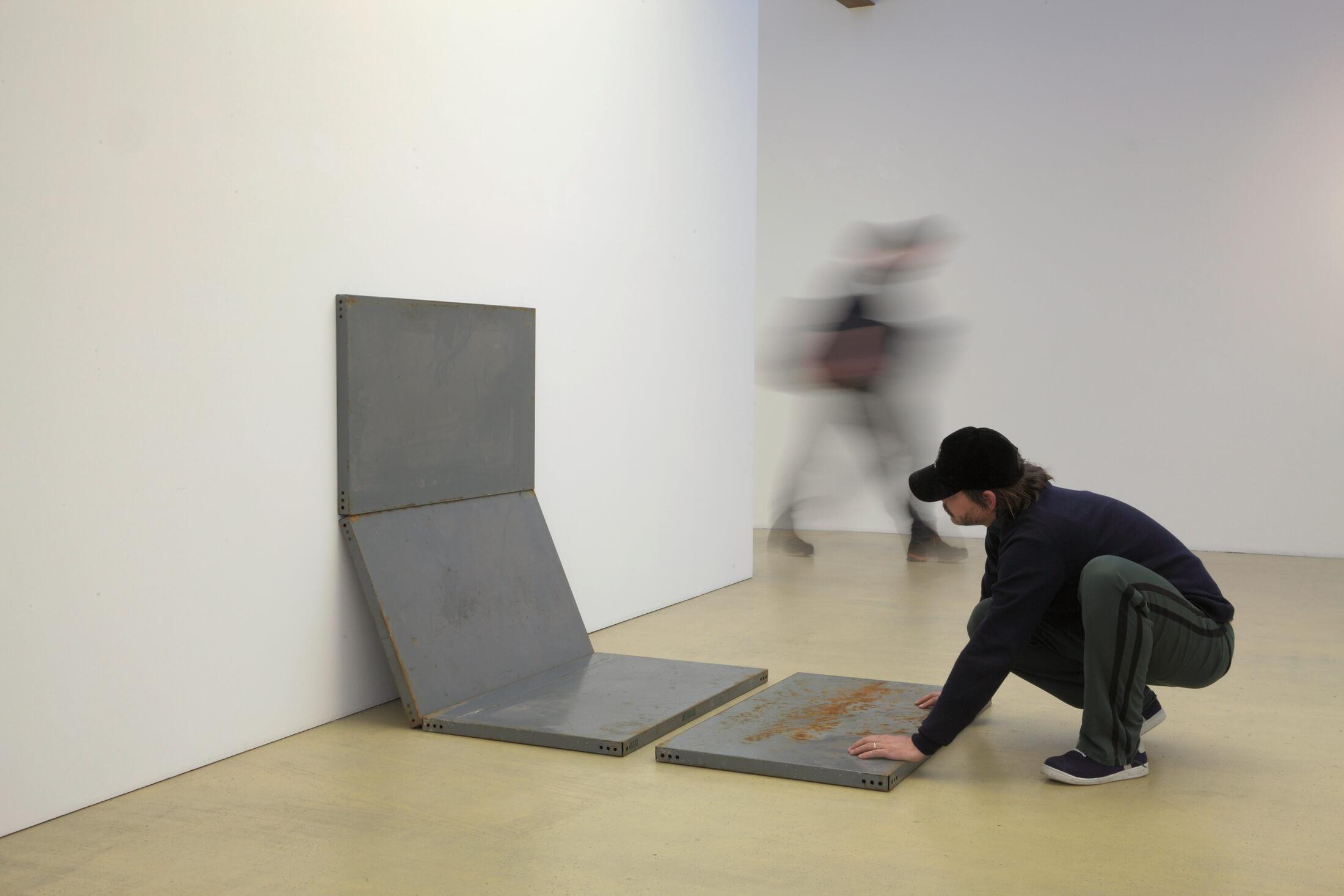 Kunstwerk - Sammlung Klein - Nussdorf - Museum - Kunst - Art - Baden-Württemberg - Hängung #18 - Räumlichkeiten - Umschichten - Bauprobe 2018 - Lukasz Lendzinski - Peter Weigand