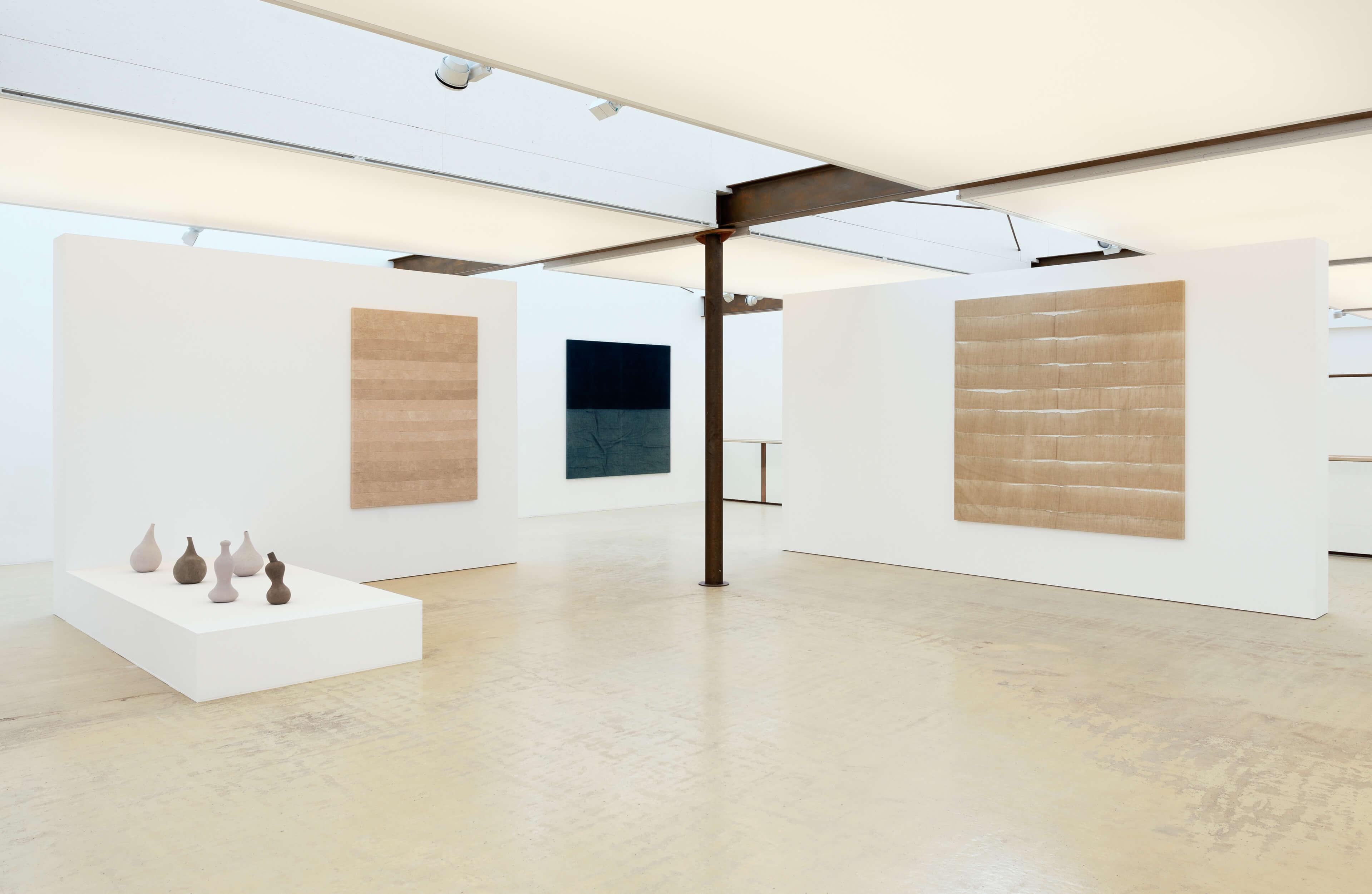 Kunstwerk - Sammlung Klein - Nussdorf - Museum - Kunst - Art - Baden-Württemberg - Hängung #19 - Enrico Bach - Franziska Holstein - Ayan Farah -Malerei - Installation - Ebene 3